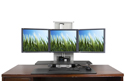 One-Touch Ultra in Triple Monitor Configuration - Lowered