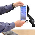 Neo-Flex Desk Mount Tablet Arm - Mount and Dismount with Ease