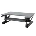 Workfit-T Sit-Stand Desktop Workstation - Middle Setting