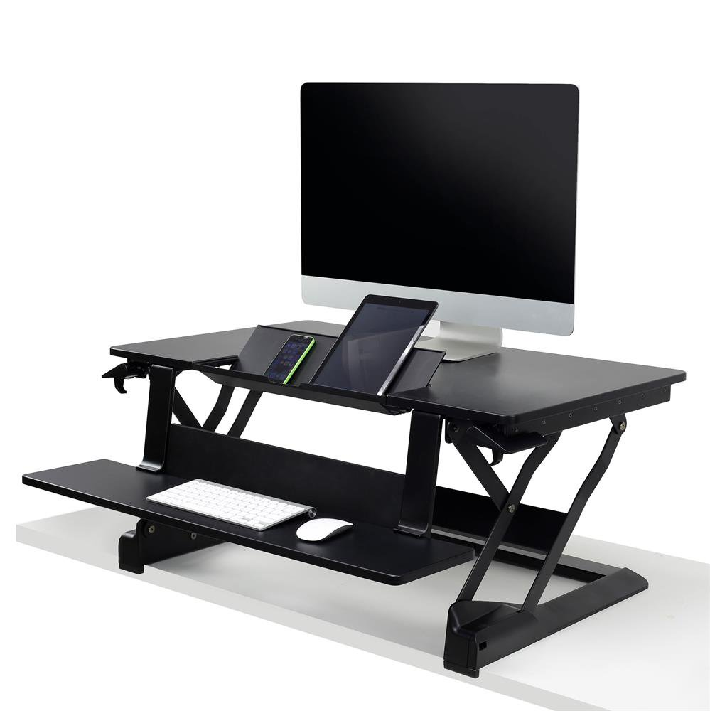 Workfit Tle Sit Stand Desktop Workstation By Ergotron