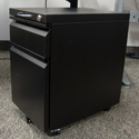 PLEIONE Mobile Pedestal File Cabinet - Sturdy Steel Construction