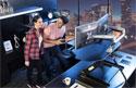 Eureka Sit-Stand Desktop 46 - Gaming Desk