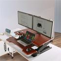 Eureka Standing Desk Converter 36