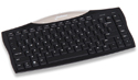 Evoluent Essentials Full Featured Compact Keyboard, Wireless
