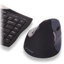 Evoluent Essentials Full Featured Compact Keyboard Wireless with Evoluent VerticalMouse 4