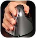 VerticalMouse 4,  Hand Orientation