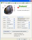 VerticalMouse 4, Driver Screen Capture