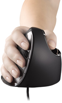 VerticalMouse D, Removes Forearm Twist