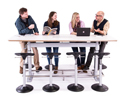 Confluence Conference Table - 8 Person