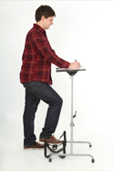 Office FootFidget - Standing Application