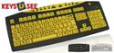 Keys-U-See Large Print USB Keyboard