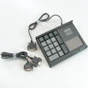 AddPoint 17-Key Serial Port Keypad with built-in Touch Pad