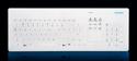 Cleankeys CK4 Wired Keyboard