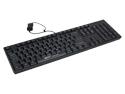 CleanType Easy Basic Keyboard - Black
