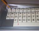 Big Keys Keyboard LX (PS/2) - protective skin