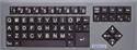 Big Keys Keyboard LX (USB) - black keys with grey housing