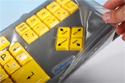 Big Keys Keyboard LX (USB) - protective cover