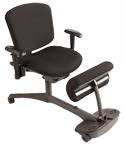 Stance Angle Chair - Sitting Position