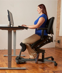 Stance Angle Chair - Kneeling