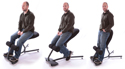 Stance Move - 3 Seating Modes