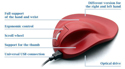 Handshoe Mouse - main features