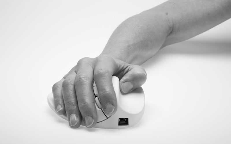 db918e4732b Handshoe Mouse (Wireless) by Hippus NV : ErgoCanada - Detailed ...