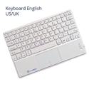 Teclado 3-Channnel Bluetooth Keyboard Accessory