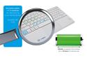 Teclado Bluetooth Keyboard Battery Life