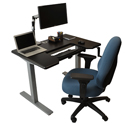 Omega  Denali ThermoDesk Table Top for Sitting