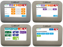 Powerful Interactive Touch Screen Interface Supports Up to 5 Detailed User Profiles