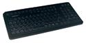 Indukey InduProofMed Silicone Keyboard - Black model