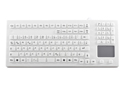 Indukey Smart Clinical Compact Financial Keyboard wtih Integrated Touchpad