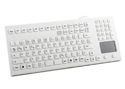 Indukey Smart Clinical Compact Financial Keyboard wtih Integrated Touchpad - 2