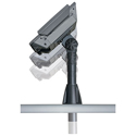 Adjustable POS Through-Counter Mount - height range