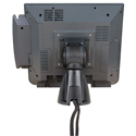 Compact POS Countertop Mount- back view