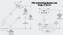 EVO Articulating Monitor Arm - Specs