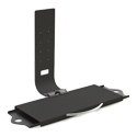 Fold-Up Keyboard Tray for LCD Arms - Black