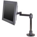 Medium Reach Lateral LCD Arm on Pole