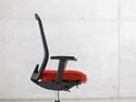 Seat and Armrest Tilt Function