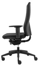 Goal 156GW Series  Chair - Side View