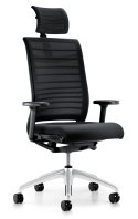 Angled View of Hero Executive Chair