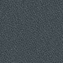View of Lucia 58 Seat Fabric - Dark Grey
