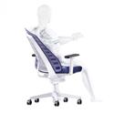 PUREis3 PU213 Series Chair - Flexing Back Rest