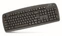 Comfort Type Wireless Multimedia Keyboard