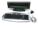 Comfort Type Rechargeable Wireless Optical Desktop