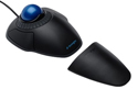 Orbit Trackball with Scroll Ring - detachable wrist support