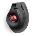 Pro Fit Ergo Vertical Wireless Trackball - Top