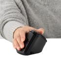 Pro Fit Ergo Vertical Wireless Trackball - In Use