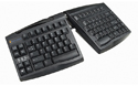 Goldtouch Adjustable Keyboard - black