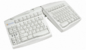 Goldtouch Adjustable Keyboard - white